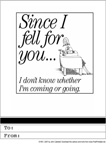Since I Fell For You Greeting Card